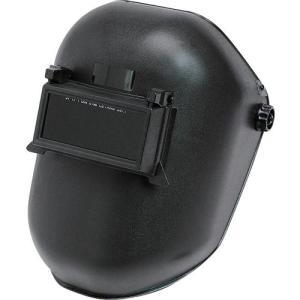 ・溶接用ヘルメット面DIN・遮光度11レンズ付 【代引き不可】