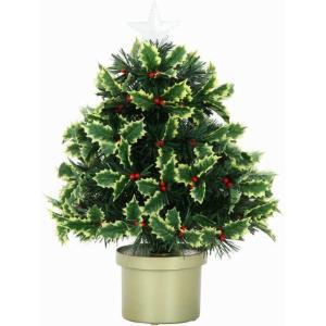 ファイバーツリー ヒイラギ 60cm|jjprohome1