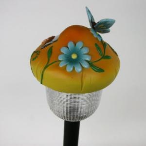 ソーラーガーデンライト <お花>|LED|ガーデニング|-66216|jjprohome1