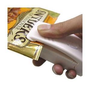 【代引き不可】【送料別】ハンディ シーラー 袋閉じ ジップロック 便利グッズ jjprohome1