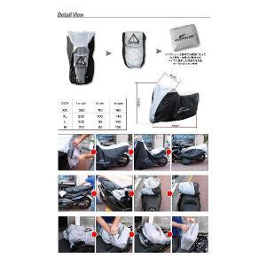 コミネ 新型 AK-100 高級防炎 スポーツバイクカバーM/Lサイズ KOMINE 09-100 SPORTS BIKE COVER M/L SIZE|jline|04