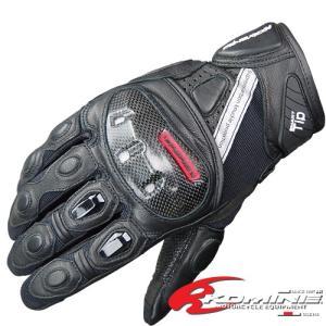 コミネ GK-160 プロテクトレザーグローブ-ブラフマ KOMINE 06-160 Protect Leather M-Gloves BRAHMA|jline