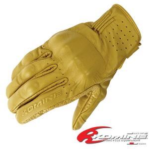 GK-179 CE プロテクトレザーグローブ KOMINE GK-179 CE Protect Leather Gloves|jline