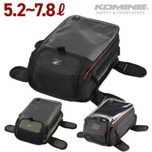 コミネ SA-214 ツーリングタンクバッグ KOMINE 09-214 TOURING TANK BAG 『SA-043より型番』