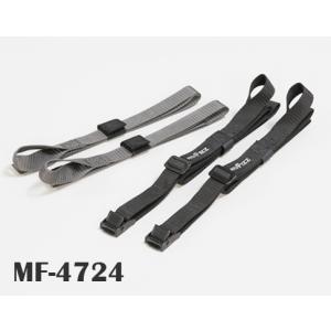 タナックス モトフィズ MF-4724 パワータイベルト(ブラック)TANAX MOTOFIZZ バ...