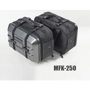 タナックス モトフィズ MFK-250 ツアーシェルケース2(カーボン柄)TANAX MOTOFIZ...