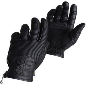 【ゆうパケット対応可能】uglyBROS Moto-Glove Remington アグリブロスレザーグローブ  |jline