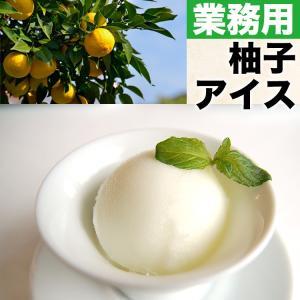 業務用アイスクリーム 柚子 2L スジャータ めいらく 2個ご購入でクール便・送料無料(同じ配送先)