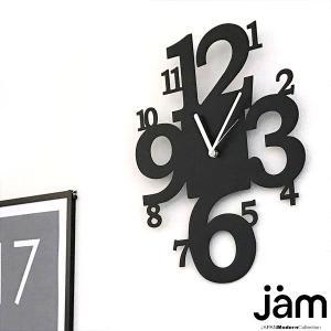 掛け時計 北欧 おしゃれ 壁掛け時計 JAM CLOCK secondary|jmc