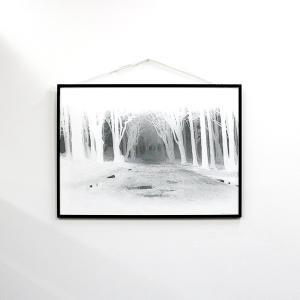 ポスター おしゃれ B2 アート インテリア 雑貨 FOGGY|jmc