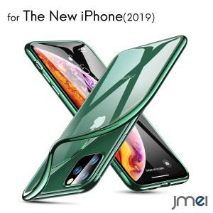 iPhone11 Pro ケース 2019 TPU iPhone11 背面クリア iPhone11 Pro Max 衝撃吸収 キズ防止 防指紋 アイフォン11 カバー 黄変防止 ワイヤレス充電 対応|jmei