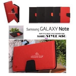 GALAXY NOTE ケース GALAXY NOTE SC-05D レザー手帳ケース【MSG】 3 galaxy note sc-05d ケース カバー/galaxy note ケース/galaxy note docomo