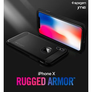 iphone8 iphone8プラス カバー iPhone X Phone7 ケース 耐衝撃 iphone7plus Spigen シュピゲン Rugged armor TPU アイフォン8 プラス カバー iphone6 iphone6s|jmei