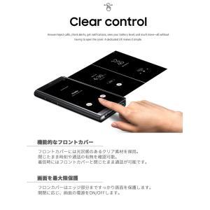 Galaxy Note8 ケース Samsung 純正 Clear View Standing Cover ギャラクシー ノート8 カバー サムスン ブランド sc-01k scv37 クリアビュースタンディング|jmei|04