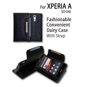 Xperia a ケース so-04e 手帳型 JMEI Dandy エクスペリアa スマホケース 手帳型 Xperia a カバー so-04e docomo so-04e エース so04e スマホケース|jmei
