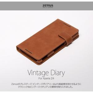 Xperia Z4 SO-03G SOV31 402SO ZENUS Vintage Diary ビンテージダイアリー エクスペリアz4 so-03g sov31 402so docomo au softbank|jmei