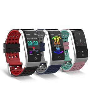 【多機能スマートブレスレット】:ECG+PPG 心拍変動(HRV)、血圧測定、呼吸ガイド、歩数計、自...