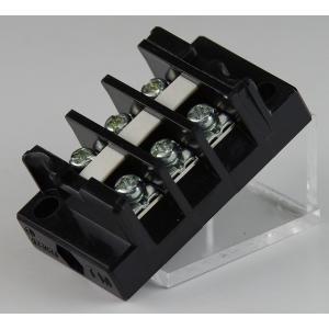 端子台 20A3P 型番T1003 第二種電気工事士技能試験練習用材料 春日電機|jmn-denki