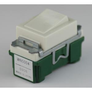 埋込連用4路タンブラスイッチ 型番WN5004 第二種電気工事士技能試験練習用材料 パナソニック|jmn-denki