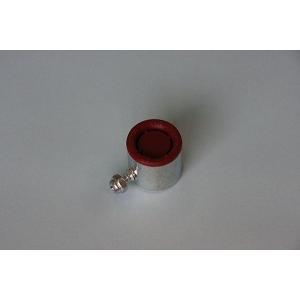 ねじなし絶縁ブッシング (E19用)  型番DS5419  電気工事士技能試験練習用材料|jmn-denki