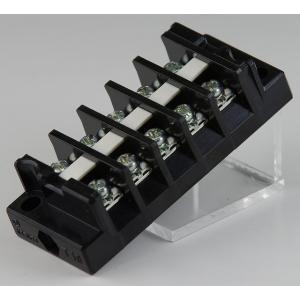 端子台 20A5P 型番T1005 第二種電気工事士技能試験練習用材料 春日電機|jmn-denki