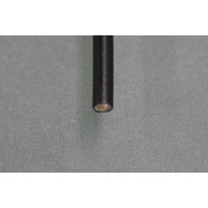 ビニル絶縁電線 1.6mm 黒 (IV) 1m  電気工事士技能試験練習用材料|jmn-denki