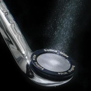 シャワーヘッド ボリーナワイド シルバー TK-7007-SL マイクロナノバブルシャワーヘッド 節水シャワーヘッド jmp 02