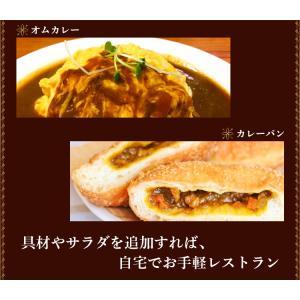 カレー レトルト松蔵ふらんす亭 伝説のビーフカレー 180g×3パック 送料無料|jn-mall|10