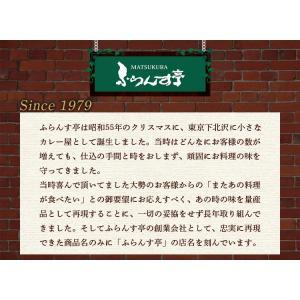 カレー レトルト松蔵ふらんす亭 伝説のビーフカレー 180g×3パック 送料無料|jn-mall|11