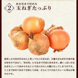 カレー レトルト松蔵ふらんす亭 伝説のビーフカレー 180g×3パック 送料無料|jn-mall|05