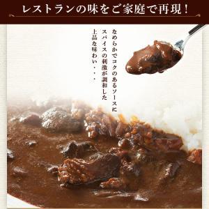 カレー レトルト松蔵ふらんす亭 伝説のビーフカレー 180g×3パック 送料無料|jn-mall|07