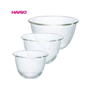 HARIO(ハリオ)耐熱ガラス製ボウル3個セット MXPN-3704|jn-online