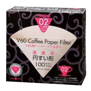 HARIO(ハリオ) V60 用ペーパーフィルター V02用 100枚|jn-online