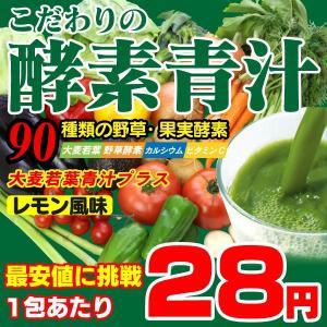 【最安値に挑戦!激安!送料無料】国産 酵素青汁...の関連商品2