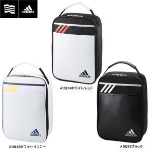 【17年SSモデル】 アディダス メンズ シューズケース2 AWR88 (Men's) adidas golf|jngolf2010