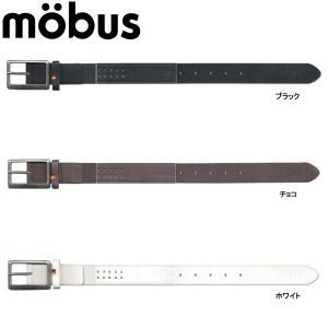 【16年SSモデル】モーブス メンズ ベルト MO-23 (Men's) MOBUS|jngolf2010