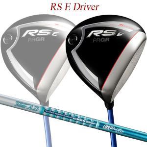 【特注】【19年モデル】 プロギア RS E ドライバー [ツアーAD GP] PRGR レッド D...