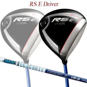 【特注】【19年モデル】 プロギア RS E ドライバー [ツアーAD VR] PRGR レッド D...