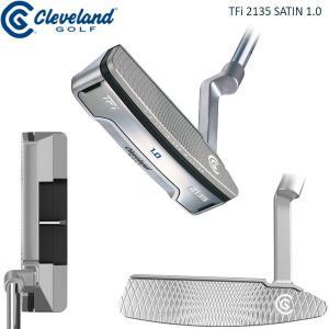 【17年モデル】 クリーブランド TFi2135 サテン1.0 パター ピン型(ブレード)  Cleaveland Golf  TFi 2135SATIN jngolf2010