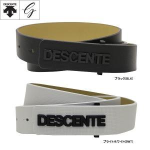【17年SSモデル】デサントゴルフ メンズ ベルト DGM0617S (Men's) DESCENTE GOLF|jngolf2010