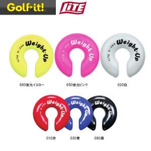 【17年継続モデル】ライト ウエイトアップ G-269  LITE Golf it! ゴルフイット!|jngolf2010