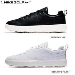 【17年AWモデル】ナイキ メンズ ゴルフシューズ スパイクレス ナイキコース クラシック 905233 (Men's) NIKE FOOTWEAR GOLF jngolf2010