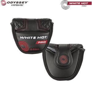 オデッセイ ホワイトホット プロ パターカバー 2ボール 用 ODYSSEY WHITE HOT PRO Putter COVER|jngolf2010