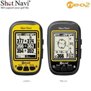 【17年モデル】ショットナビ NEO2(ネオ2)  GPSゴルフナビ 距離計測器   防水・音声案内機能あり  Shot Nabi|jngolf2010