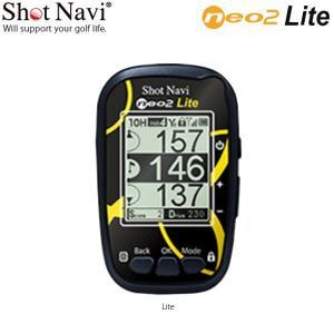 【17年モデル】ショットナビ NEO2 Lite (ネオ2ライト)  GPSゴルフナビ 距離計測器   国内専用モデル  Shot Nabi|jngolf2010