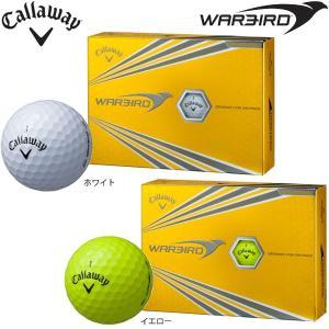 【プリントネーム】 キャロウェイ ウォーバード ボール 1ダース(12球入り) Callaway WARBIRD BALL jngolf2010