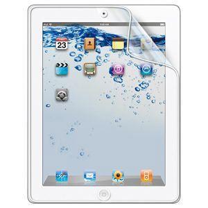 iPad2/iPad3/iPad4用液晶保護シール 液晶保護フィルム  大感謝セール|jnh