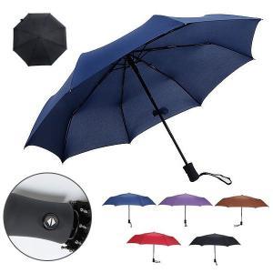 傘 晴雨兼用 折り畳み傘 ワンプッシュ自動開く 三つ折傘 日...