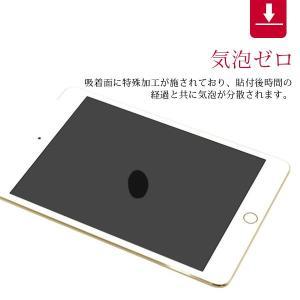 iPad Pro 12.9インチ 液晶保護フィルム 液晶フィルム 高光沢 クリア jnh 06