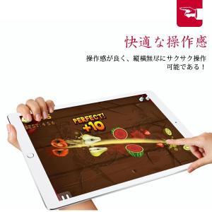 iPad Pro 12.9インチ 液晶保護フィルム 液晶フィルム 高光沢 クリア jnh 07